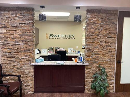 Sweeney Foot & Ankle Has a New Woodlands Office Location