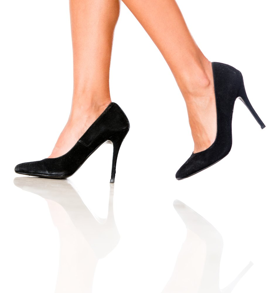 The Top 5 Health Effects of Wearing High Heels