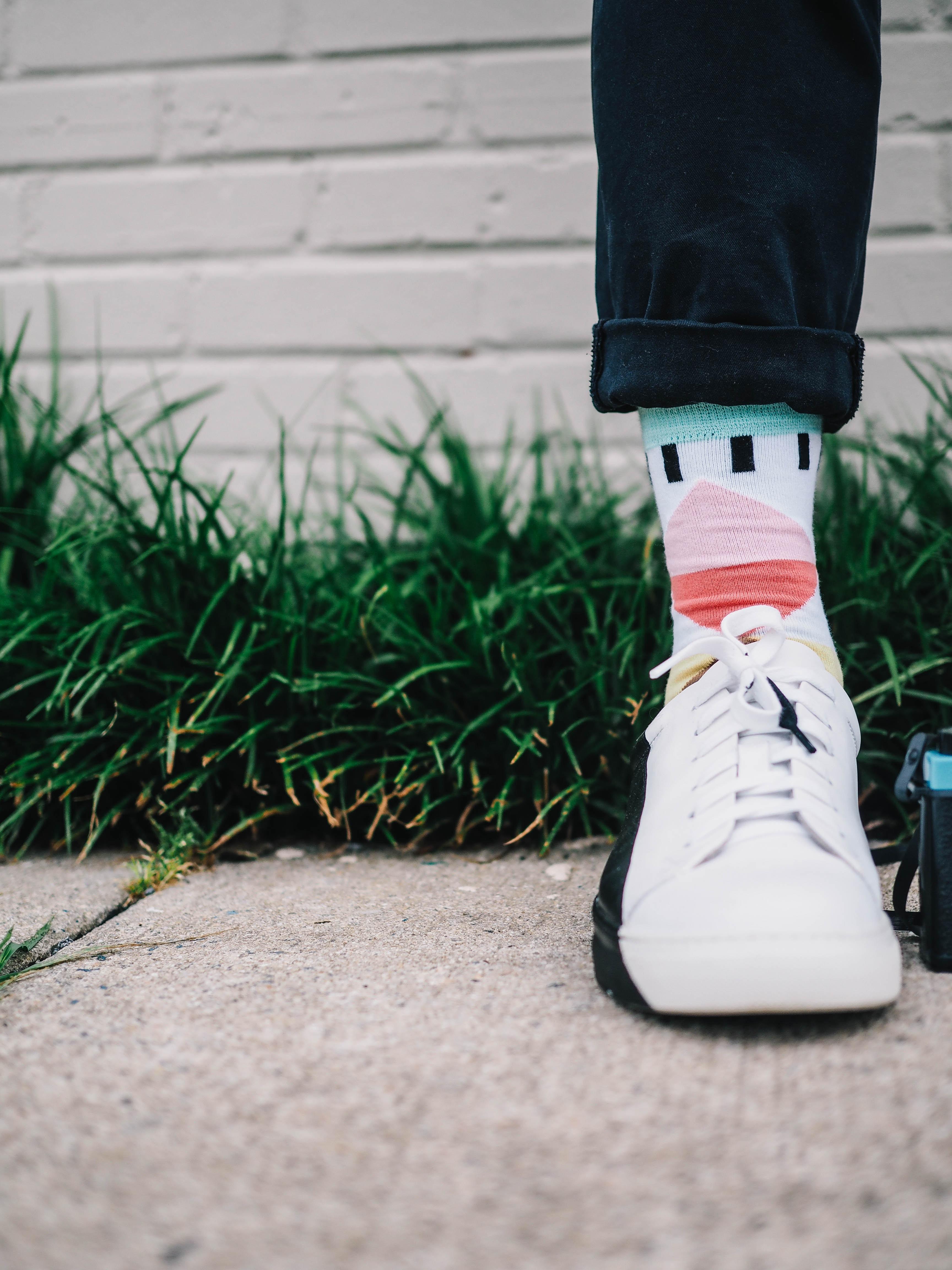 Festive Socks Bring Holiday Cheer All Year