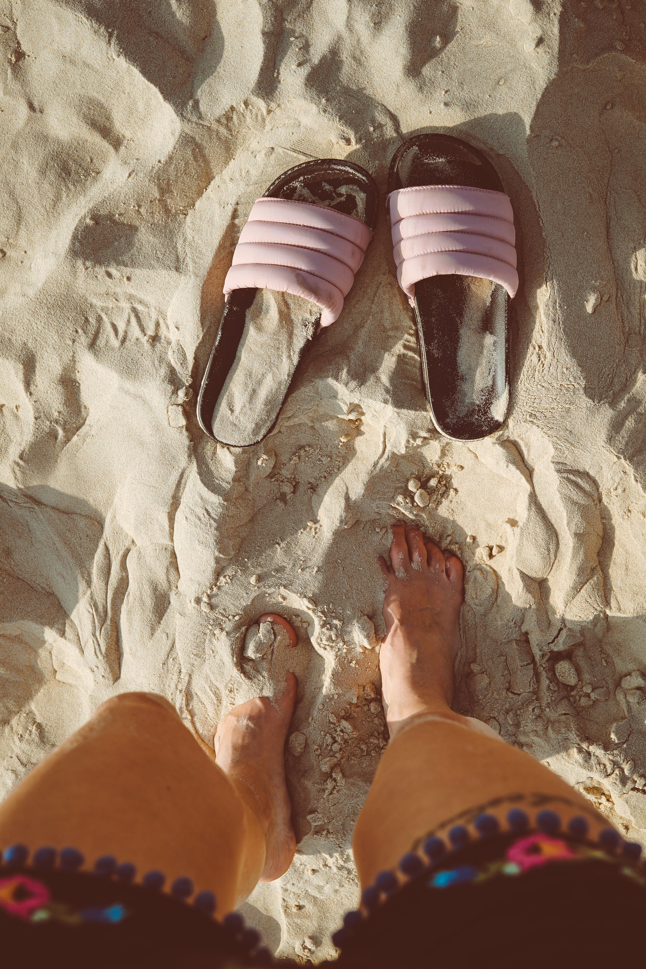 Are flip flops bad for your feet?